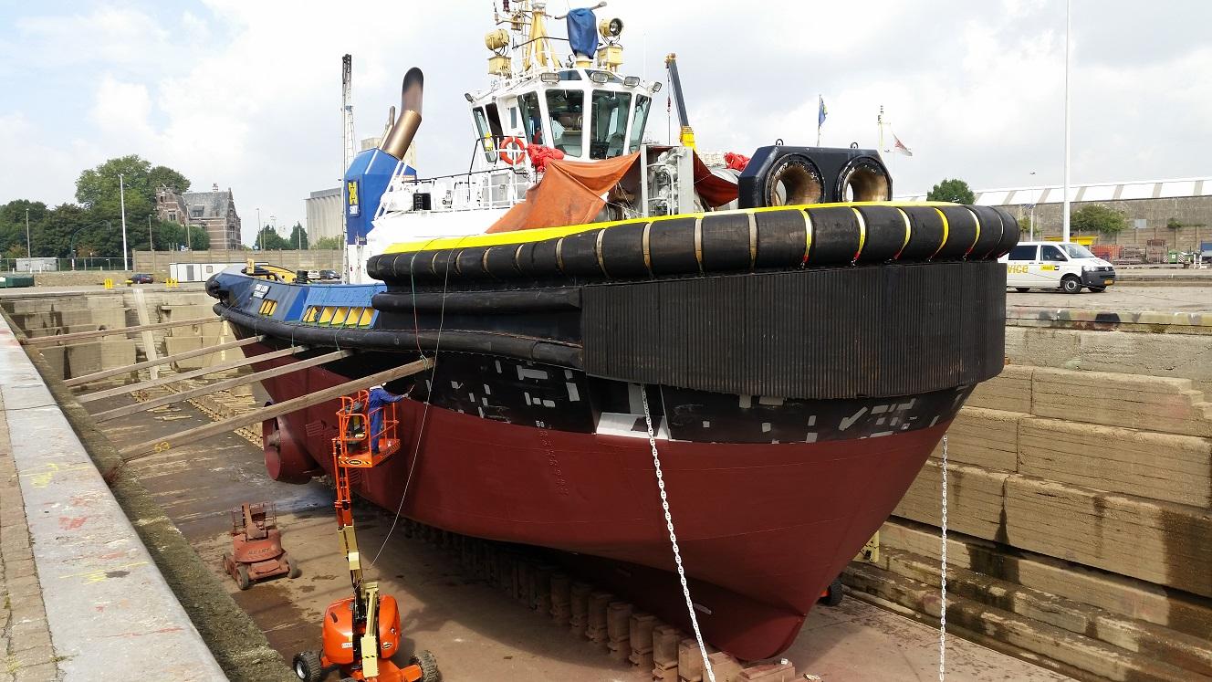 Boot Antwerpen 7